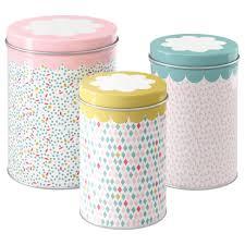Jars & Tins Glass Storage Jars IKEA