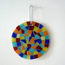 mosaic ornaments crafthubs