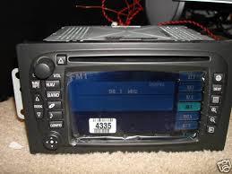 cadillac escalade radio need part number 2005 escalade touch screen nav radio page 11