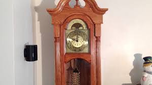 Emperor Grandfather Clock Madison Grandfather Clock Completed Youtube