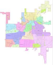 Neighborhood Map Neighborhood Map U2014 Imagine Kalamazoo