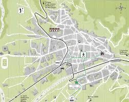 bormio city map hotel larice bianco