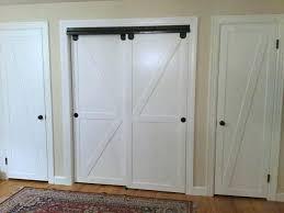 Barn Door Closet Hardware Barn Door Closet Jiaxinliu Me