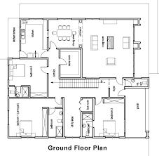 houses plans floor plan plans gauteng floor farmhouse luxury storey small