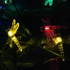 Dragonfly String Lights by Compare Prices On Solar Light Animals Online Shopping Buy Low