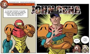 Jhon Cena Meme - gamergate life 57 unexpected john cena and his name is john