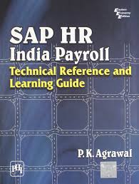 buy sap hr india payroll technical reference and learning guide