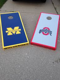 u of m ohio state boards pinterest graduation ideas