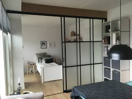 glass wall design glass wall with the industrial new yorker look nordic design news