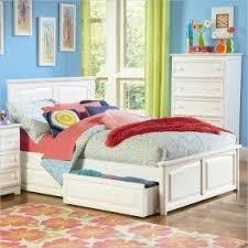 Raised Platform Bed Twin Platform Bed With Trundle Foter