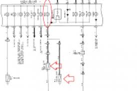 93 toyota pickup wiring schematic diagram for lights wiring