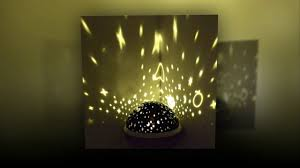 Rotating Night Light Projector Rotating Night Light Projector For Baby Sleep Youtube