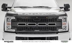 ford truck grilles bold 2017 ford duty grilles now available from t rex