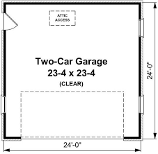 garage floor plan index of media designers 3 35 plans 4 4623