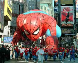 the macy s thanksgiving parade in the 90s was perfection