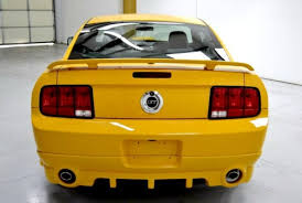 2007 ford mustang gt mpg 2007 ford mustang gt for sale in englewood co 1zvft82h275366281