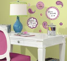 paisley dry erase peel u0026 stick wall decals walldecals com
