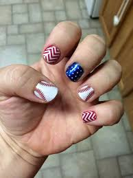 34 best images about sport nails on pinterest football baseball