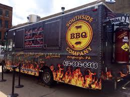 flaming bbq van food vans pinterest catering