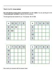 times tables practice sheets multiplication table multiplication tables practice sheets