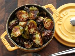 How To Make Roasted Vegetables by Easy Roasted Brussels Sprouts Recipe Serious Eats