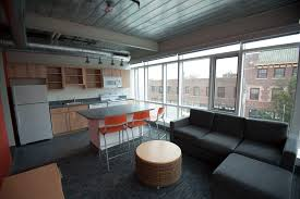 lofts of washington university uli case studies the residential apartments configured in a variety of different styles are completely furnished and