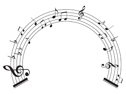 picture of music notes coloring page music notes coloring page