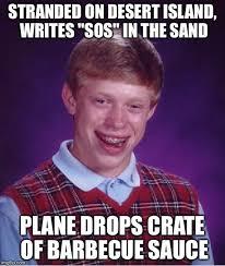 Sos Meme - bad luck brian meme imgflip