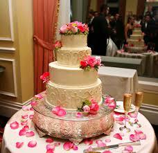 simple wedding cake design ideas