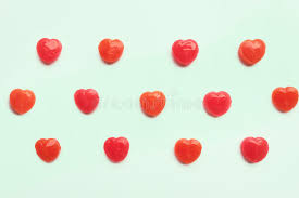 s day heart candy s day heart candy pattern on green pastel paper color