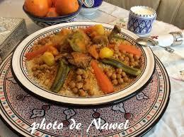 recette cuisine couscous couscous algérien au poulet recette couscous cuisine