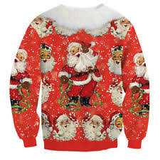 funny christmas sweater ebay