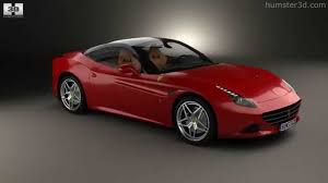 Ferrari California Evo - ferrari california t 2014 by 3d model store humster3d com youtube