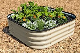 modular raised bed zincalume steel gardener u0027s supply