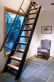 leiter f r treppe dachboden treppen design ideen vor und nachteile