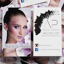 looking for makeup artist 58 feminine modern business business card designs for a business