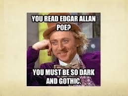 Edgar Allen Poe Meme - edgar allan poe meme powerpoint presentation by angela pilson tpt