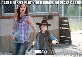 Walking Dead Meme Generator - walking dead carl meme generator image memes at relatably com
