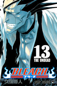 bleach filler episode guide bleach manga vol 13 the undead bleach covers pinterest