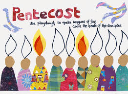 flame creative children u0027s ministry pentecost play dough mat