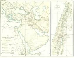 Ancient Middle East Map by Free Bible Maps Free Bible Maps Studies Free Bible Maps And