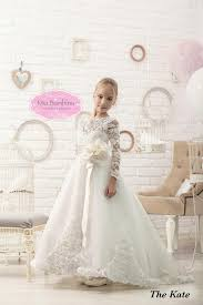 dresses for communion flower girl dress sleeve communion dress wedding dress