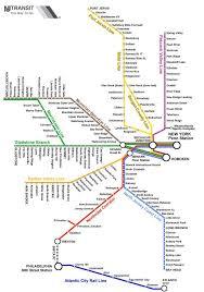metro york map york city and newark metro area