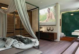 Movie Canopy by Make Sleeptime Luxurious With These Four Beautiful Bed Room Areas