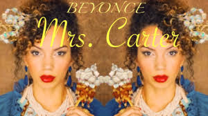 beyonce mrs carter diy halloween costume youtube
