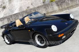 widebody porsche 911 sold porsche 911 u0027wide body u0027 speedster auctions lot 19 shannons
