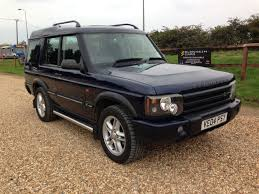 used land rover discovery for sale used land rover discovery 2 5 td5 landmark 7 seat 5dr for sale in
