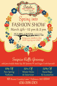 get ready for spring with catala and sugar creek sugar creek winery