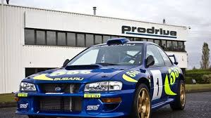 subaru rally colin mcrae u0027s subaru rally car just sold for a staggering amount