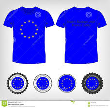 The European Flag What Is Printed On The European Flag Printable Pages